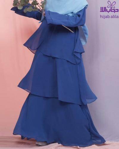 GAMIS RUFFLE ROYAL BLUE